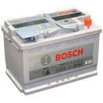 BOSCH S6 AGM High Tec 60 А/ч о.п. (560901)